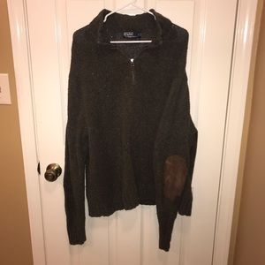 1/4 Zip Polo Ralph Lauren Sweater